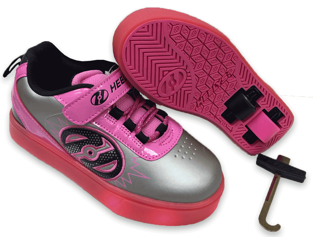 HEELYS POW X2 LIGHTED